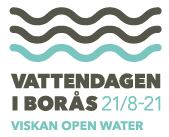 Viskan Open Water Logotyp