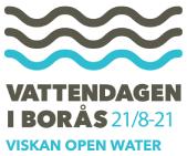 Viskan Open Water Logotyp